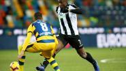 Ook deze heren versierden nog een transfer: Okaka naar Udinese - Bolasie naar Sporting Lissabon