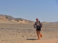 Monstertocht: 250 kilometer rennen met 45 graden in de brandende Saharazon. Deze Soesters doen het