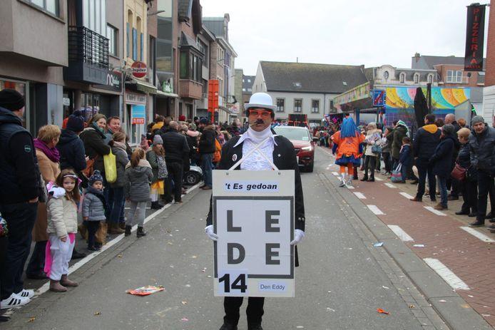 Eddy De Wilde was al aangeduid als prins carnaval 2022.
