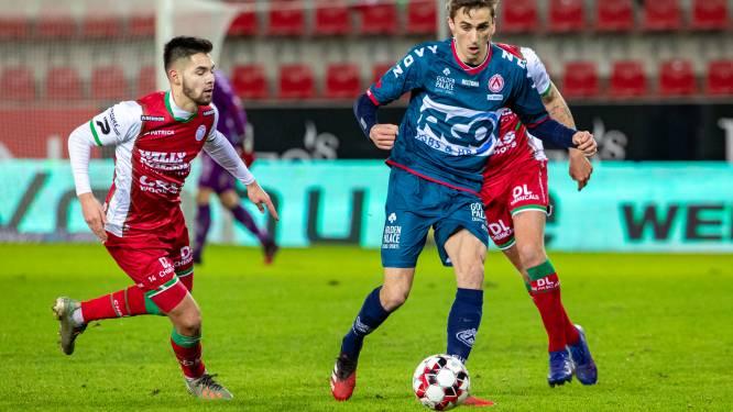 """Julien De Sart (KVK) houdt dubbel gevoel over aan draw in derby: """"We waren de betere ploeg"""""""