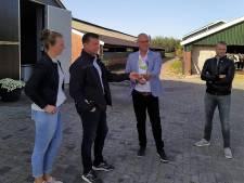 De Morshoeve uit Enter krijgt compliment voor duurzame aanpak agrarisch bedrijf
