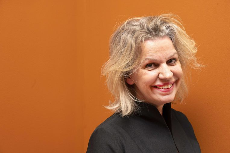 Annejet van der Zijl, schrijver van het boekenweekgeschenk van 2020. Beeld ANP