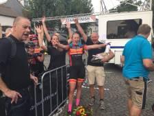 Adelaar Annet Pit wint klimkoers in Zuid-Limburg