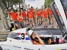 Nuon Solar Team opnieuw wereldkampioen zonneracen