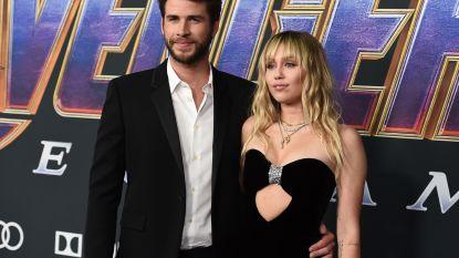 Miley en Liam na vijf maanden officieel gescheiden