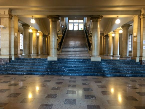 De man werd veroordeeld door de correctionele rechtbank van Leuven.