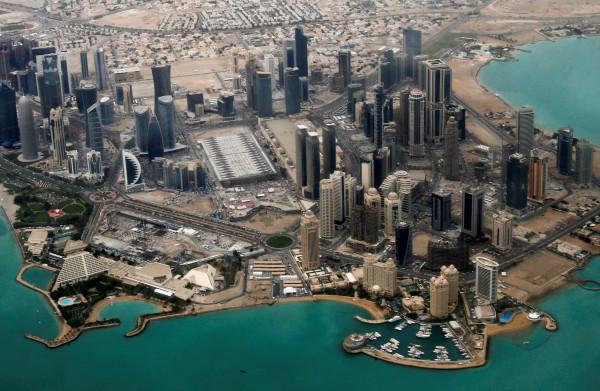 **Saoedi-Arabië wil Qatar isoleren door er een eiland van te maken**