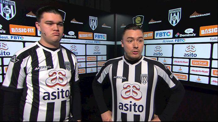 Bryan Hessing gooide tegen FC Emmen vlak voor rust uit frustratie zijn controller door de studio