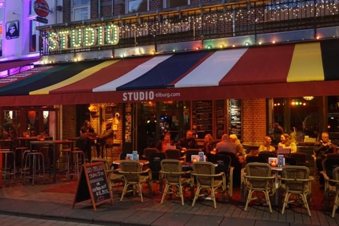 Café Studio aan de Korte Heuvel