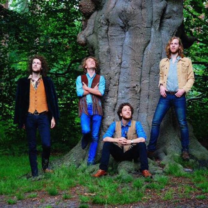 De talentvolle Utrechtse band Heavy Whipped Cream treedt zaterdag op in De Nijverheid in het Werkspoorgebied tijdens het nieuwe Koekoek 030 Festival.