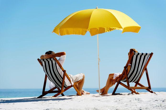 In Westdorpe werd het dit jaar op 119 dagen 20 graden of warmer.