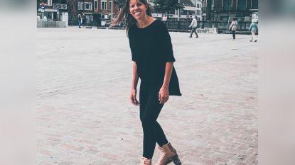 Kristel start met rollerdance in the city