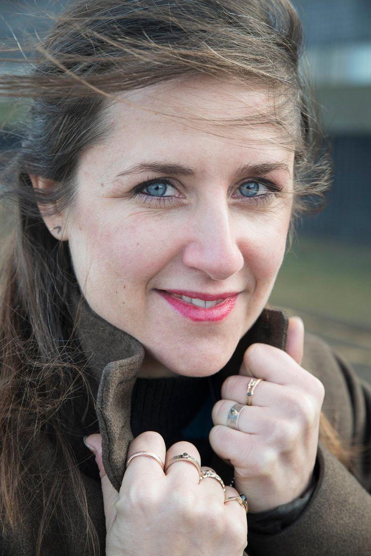 Nina Strategier: 'Ik wist zeker dat ik met Fairmined wilde werken' Beeld Charlotte Odijk