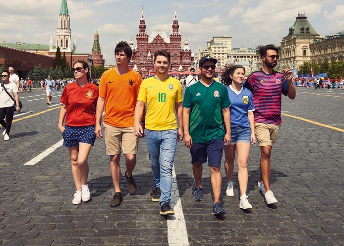 Verborgen homovlag in Rusland: Niemand had iets in de gaten