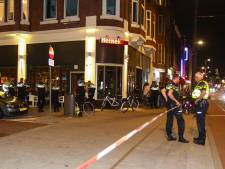 Politie-inval in café Rotterdam-West