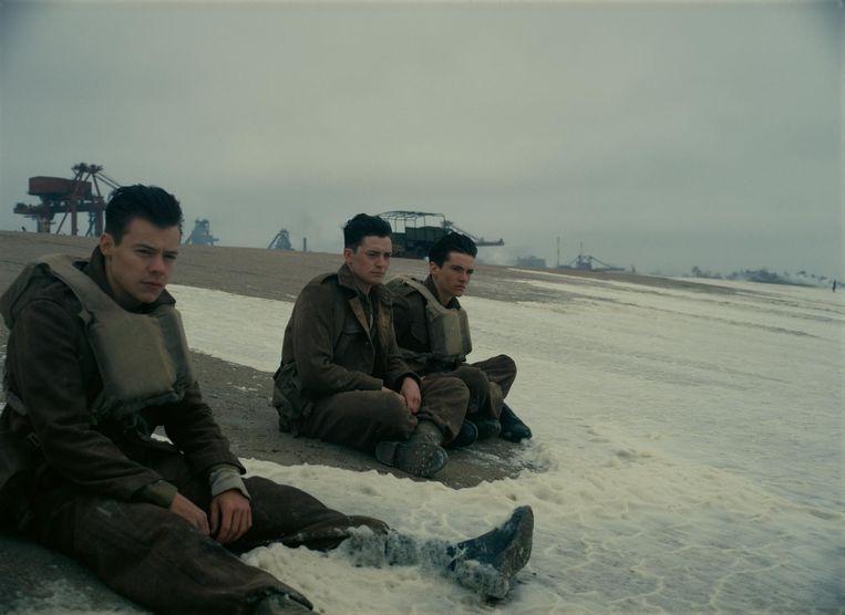 Dunkirk. Beeld