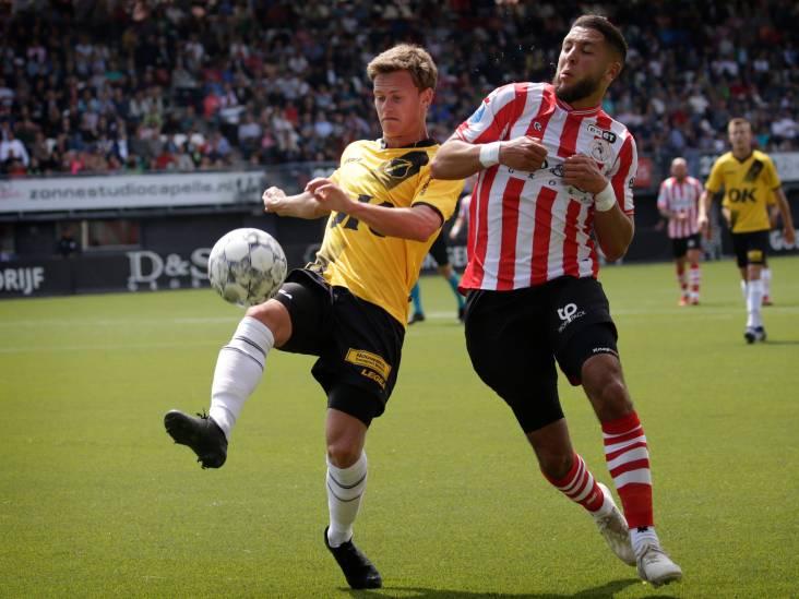 NAC-verdediger Schouten: 'Er moet nog wat veranderen voor de eerste competitiewedstrijd'