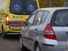 Fietser gewond in Elburg na aanrijding met auto