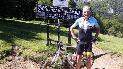 Tour nog niet uitgefietst en al 8.150 euro ingezameld