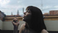 """""""Minderen met roken maakt geen bal uit, maar wie stopt voor zijn 35 wordt even oud als een niet-roker"""""""
