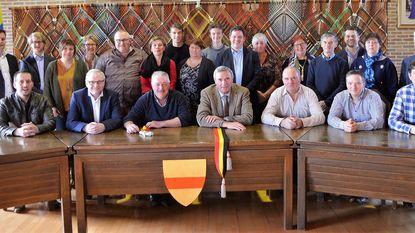 Buurtcomité Schewege bestaat 25 jaar
