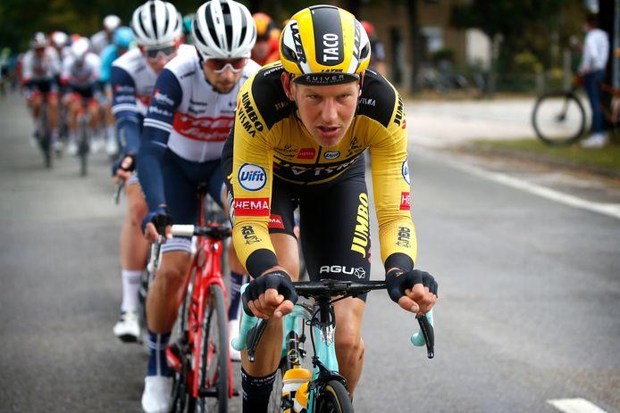 Taco van der Hoorn ruilt na twee jaar Team Jumbo-Visma in voor BEAT Cycling Club.