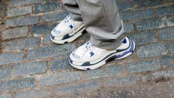 Zo ziet de opvolger van de populaire Triple S-sneaker van Balenciaga eruit