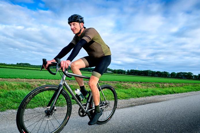 Arjan Klein: ,,Als ik een week niet fiets, word ik bijna zenuwachtig.''