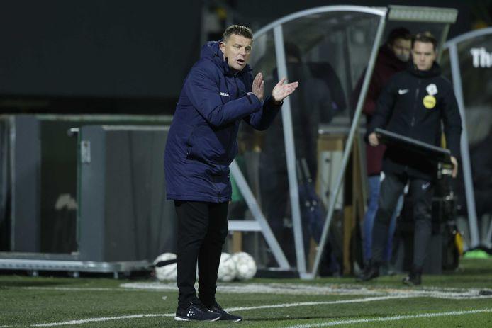 John Stegeman erkende donderdagavond tijdens een Zoom-meeting met fans van PEC dat de eindpass beter moet, maar de trainer van de Zwollenaren bestreed dat zijn ploeg dit seizoen niet gevaarlijk is voor de goal.