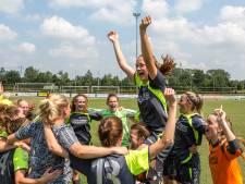 Lotte van Mourik schiet ST Someren/NWC naar hoofdklasse