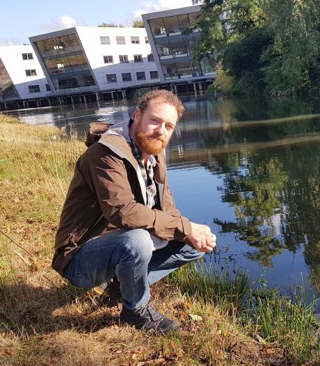 Natuurvriendelijke oevers in Den Bosch: 'Kleur groen maakt mensen gelukkiger'