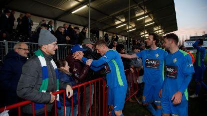 Sporting Hasselt geeft aantal supporters stadionverbod na 'Mars op Hades'