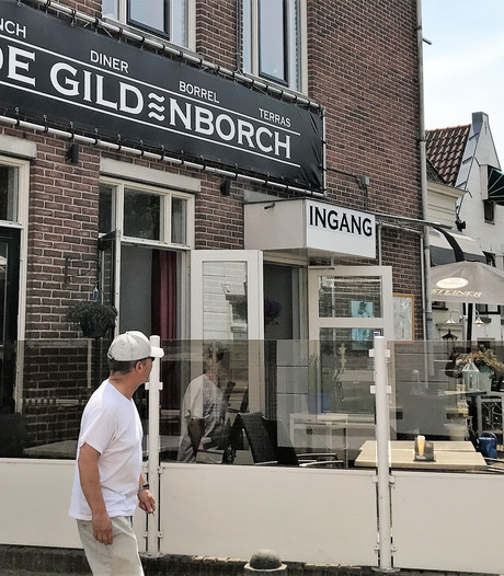 Restaurant De Gildenborch in Vreeswijk failliet