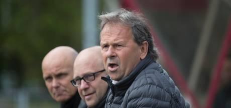 Gert Kruys in beeld bij FC Oss
