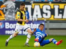 Sloetski trekt verdedigingsmuur op bij Vitesse tegen Ajax