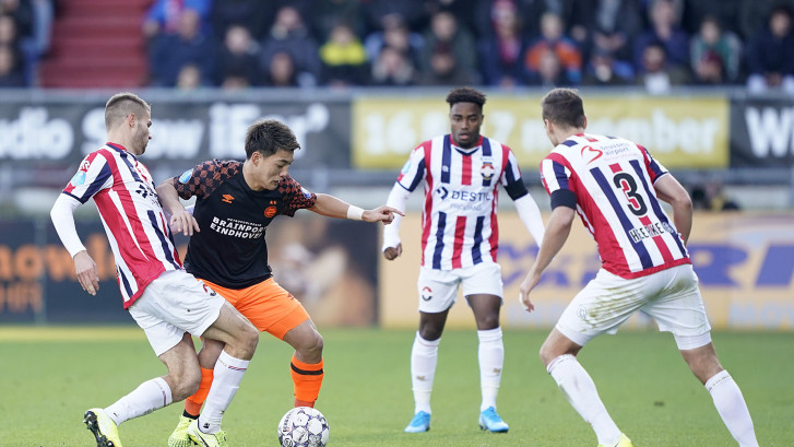 Samenvatting | PSV nog dieper in de put na verlies in Tilburg