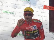 Nog één bergetappe in de Vuelta, nog één test voor Roglic