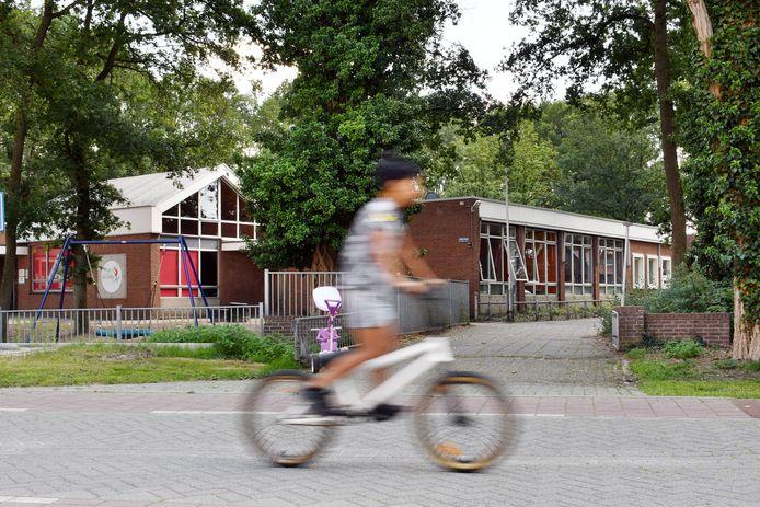 Dit is laatste schoolweek van De Salto aan Keizersdijk in Rijssen. De school gaat definitief dicht.
