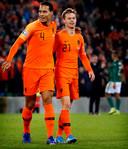 Virgil van Dijk en Frenkie de Jong hebben het geflikt. Oranje kwalificeert zich eindelijk weer eens voor een eindtoernooi.