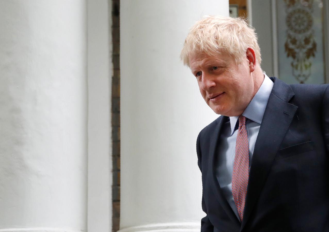 Ook in de tweede ronde kreeg Johnson de meeste stemmen in een stemming over de opvolging van Theresa May.