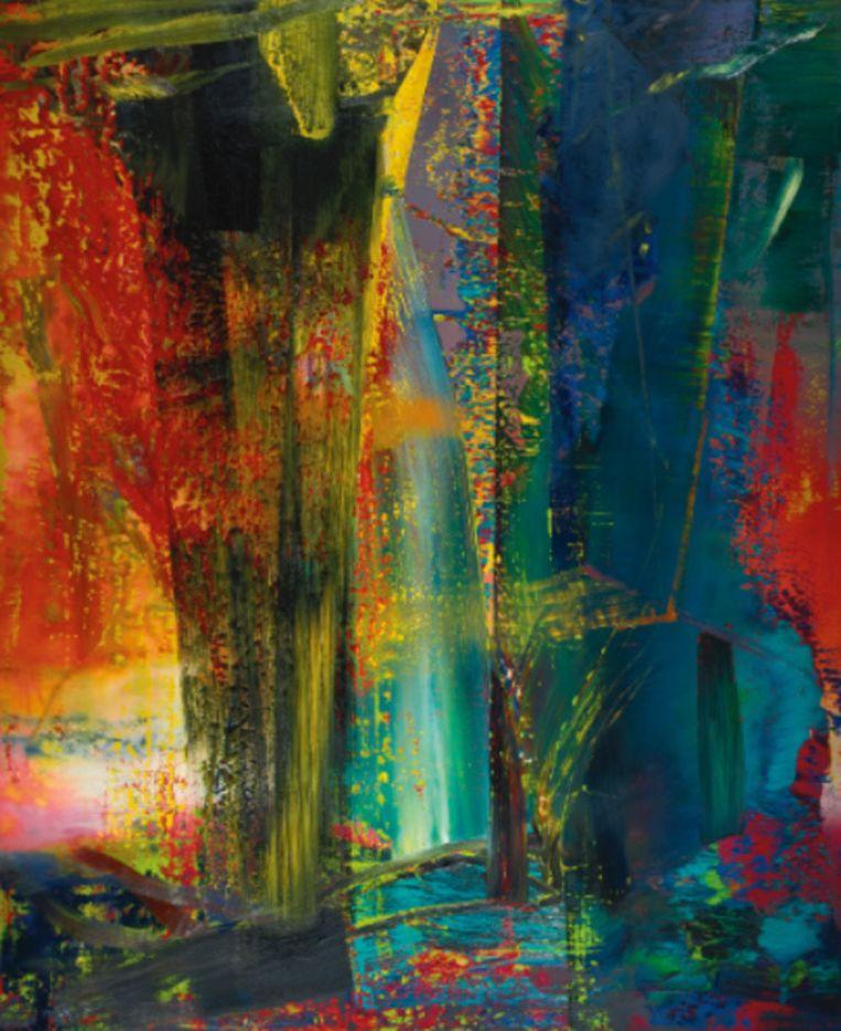 'Abstraktes Bild' (1986)van Gerard Richter