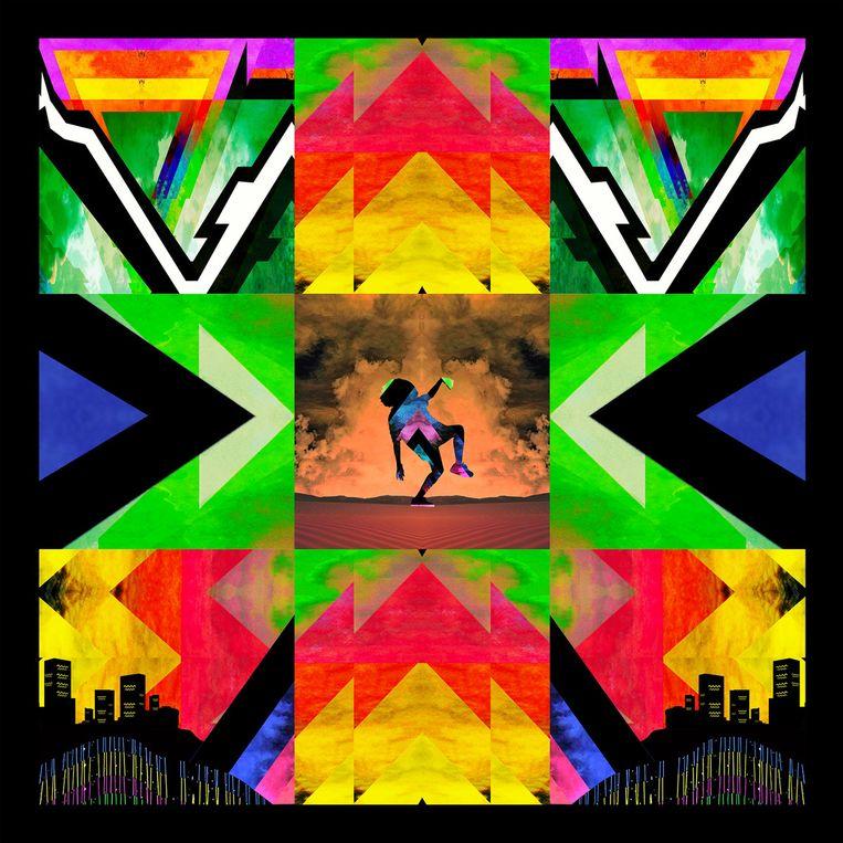 Albumhoes Africa Express: Egoli. Beeld Africa Express