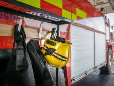 Un véhicule de pompiers volé puis incendié à Tournai