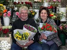 Fam. Boschman bloemen in Bergen op Zoom: 'We stoppen, het is mooi geweest'