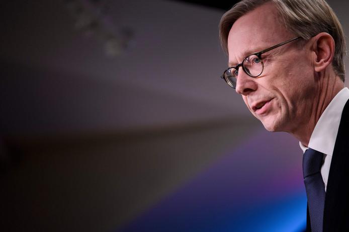 L'émissaire américain pour l'Iran Brian Hook