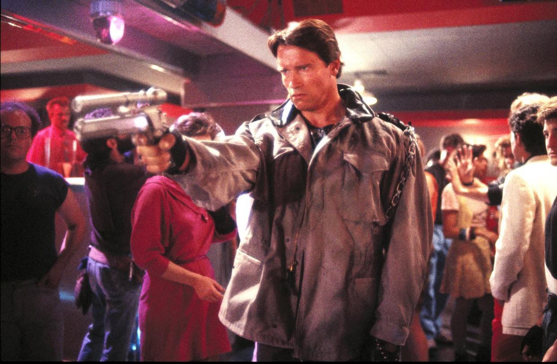 'The Terminator' Beeld rv
