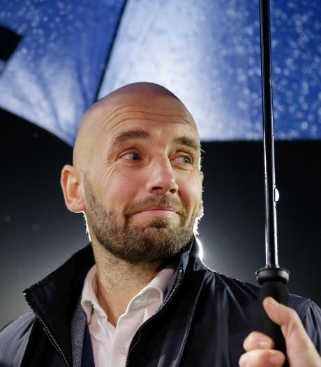 NAC-trainer Van der Gaag over toenemende druk: 'Doet mij niks, maar ik merk het wel'
