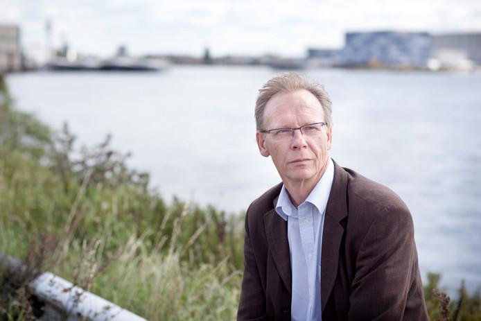 Jaap Quak van sportvisserij Nederland.