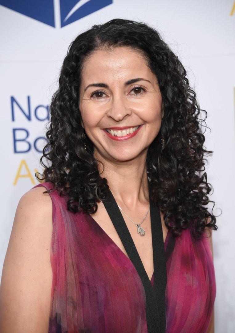 Laila Lalami. De in Californië woonachtige Marokkaanse kan de verder onbekende Arabier gestalte geven zonder rekening te hoeven houden met historische feiten. Beeld Getty Images