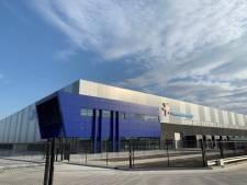 Groot nieuw distributiecentrum van FrieslandCampina op Foodpark Veghel